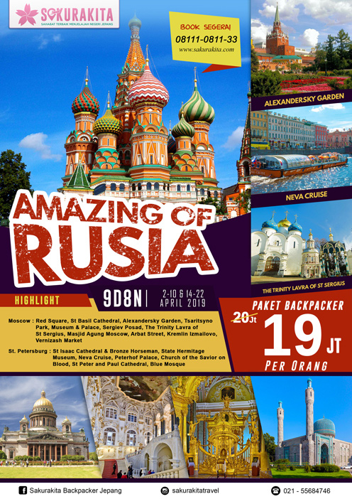 Amazing-of-Rusia