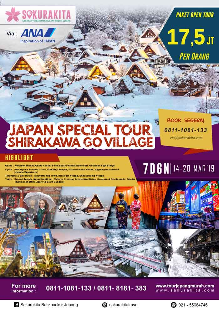 Ittinerary-Japan-Special-Tour-Shirakawa-Go-Village-7d6n-8-14-&-14-20-Mar-19