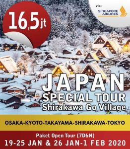 [THUMB]Japan-Spesial-Tour-Shirakawa-Go-Village-19-25-Jan-&-26Jan---1Feb-2020
