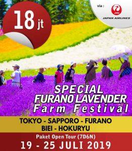 [THUMB]Special-Furano-Lavender-Farm-Festival-7d6n-19-25-Juli-2019