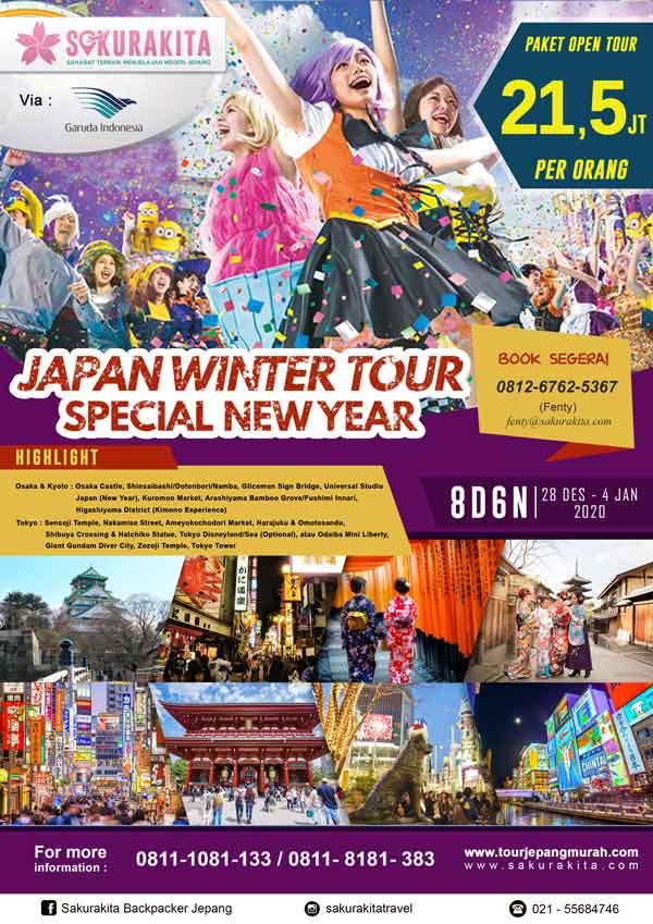 Japan-Winter-Tour-Spesial-New-Year-at-USJ-28Des-2019---4-Jan-2020