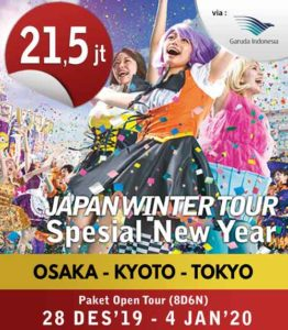 Japan-Winter-Tour-Spesial-New-Year-at-USJ-28Des-2019---4Jan-2020